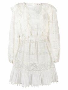 Ulla Johnson short Jolie dress - White