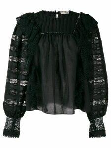 Ulla Johnson Lily blouse - Black