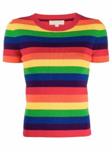 Michael Michael Kors striped T-shirt - Red