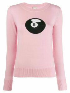 Temperley London 8 ball knitted top - Pink