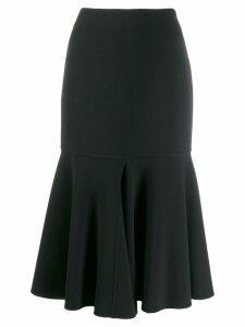 Giorgio Armani flared skirt - Black