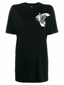 Vivienne Westwood Anglomania Arm & Cutlass T-shirt - Black