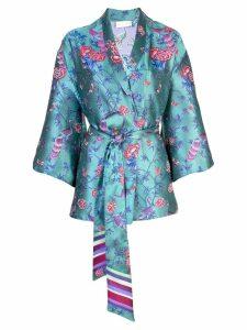 Sachin & Babi printed Keira kimono - Blue