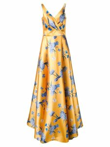 Sachin & Babi printed Rae gown - Yellow