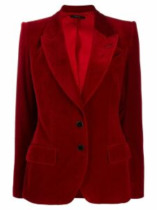 Tom Ford two button blazer - Red