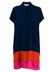 Diane von Furstenberg Hatsu shirt dress - Blue