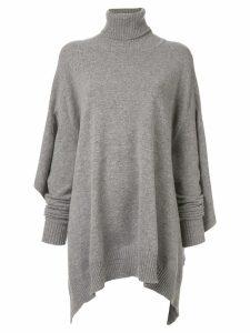 Maison Margiela turtleneck jumper - Grey