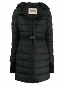 Herno padded jacket - Black