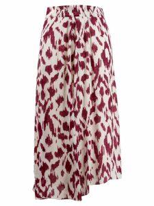 Isabel Marant Étoile Yeba midi skirt - White