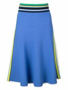Diane von Furstenberg Roseha A-line skirt - Blue