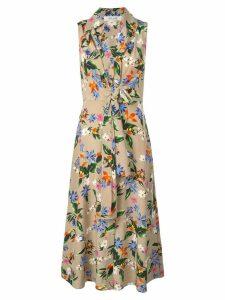 Diane von Furstenberg Von floral print dress - Multicolour