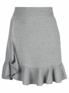 Altuzarra 'Ziggy' Knit Skirt - Grey