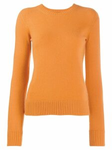 Vince crew neck jumper - Orange