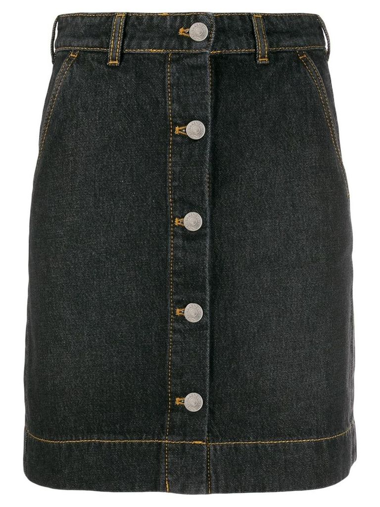 Kenzo a-line skirts - Black