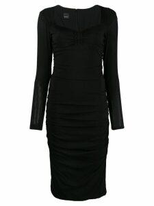 Pinko Traballare dress - Black
