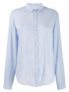 Forte Forte button-up shirt - Blue