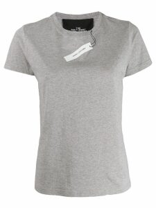 Marc Jacobs The Tag T-shirt - Grey