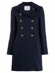 Dondup welt detail peacoat - Blue