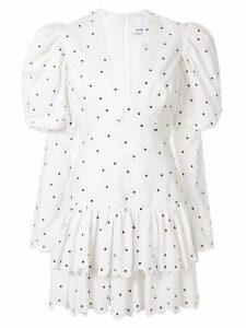 Acler Sunny dress - White