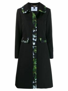 Blumarine Parka coat - Black