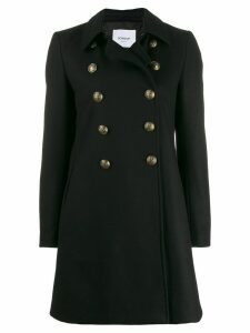 Dondup Cappotto coat - Black