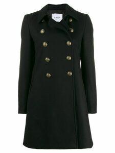 Dondup Cappotto coat - Black