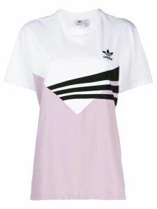 Adidas oversized T-shirt - White