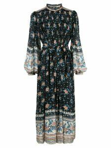 Ulla Johnson Prisma floral print dress - Black