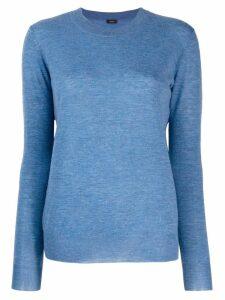 Joseph cashmere knit jumper - Blue