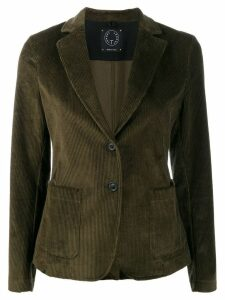 T Jacket classic fitted blazer - Green