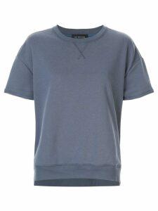 Lee Mathews loose fit sweatshirt - Blue