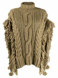 Ulla Johnson sleeveless sweater - Green
