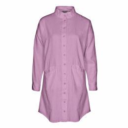 IMAIMA - Leda Shirt Dress In Pink
