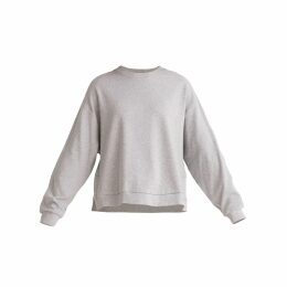VEERO - Zig Zag Clutch Large in Aqua Grey Silver