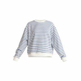 VEERO - Zig Zag Clutch-Sapphire/Blue-Large