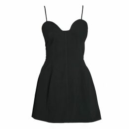IN. NO - Kylie Oversized Silver Lace Tee