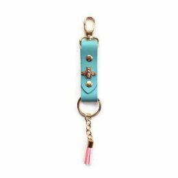 GISY - Amsterdam Spring Mandala Embroidered Linen Kimono Top White