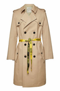 Zadig & Voltaire Mia Cotton Trench Coat