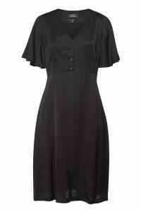 A.P.C. Lavinia Satin Dress