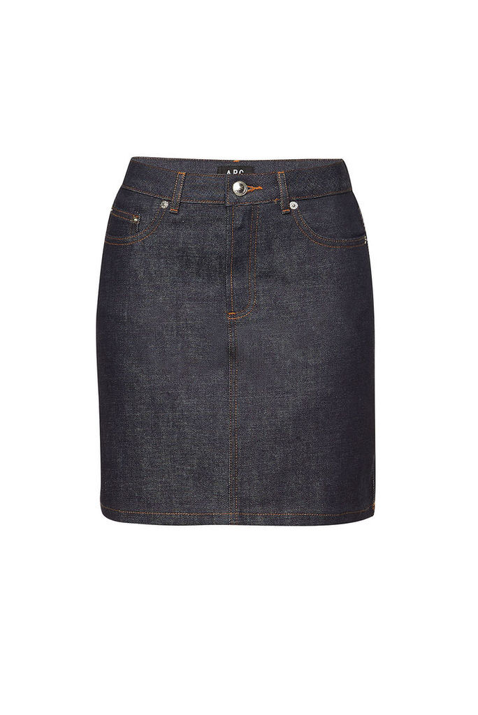 A.P.C. Denim Skirt
