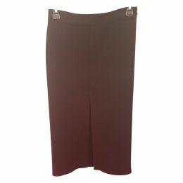 Mid-length skirt