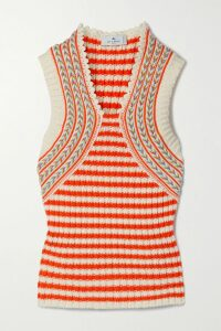 Adam Lippes - Ruffled Printed Hammered Silk-satin Midi Dress - Pink