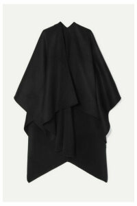 Joseph - Wool And Cashmere-blend Cape - Black