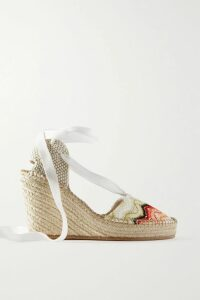 Yvonne S - Hippy Tiered Printed Cotton Maxi Dress - Pink