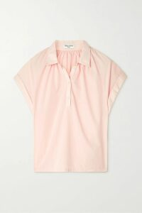MATÉRIEL - Belted Wool-blend Felt Coat - Forest green
