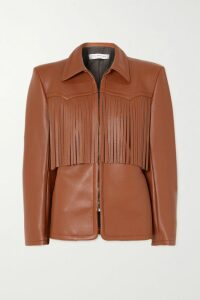 APIECE APART - Escondido Belted Crinkled Cotton-voile Maxi Dress - Emerald