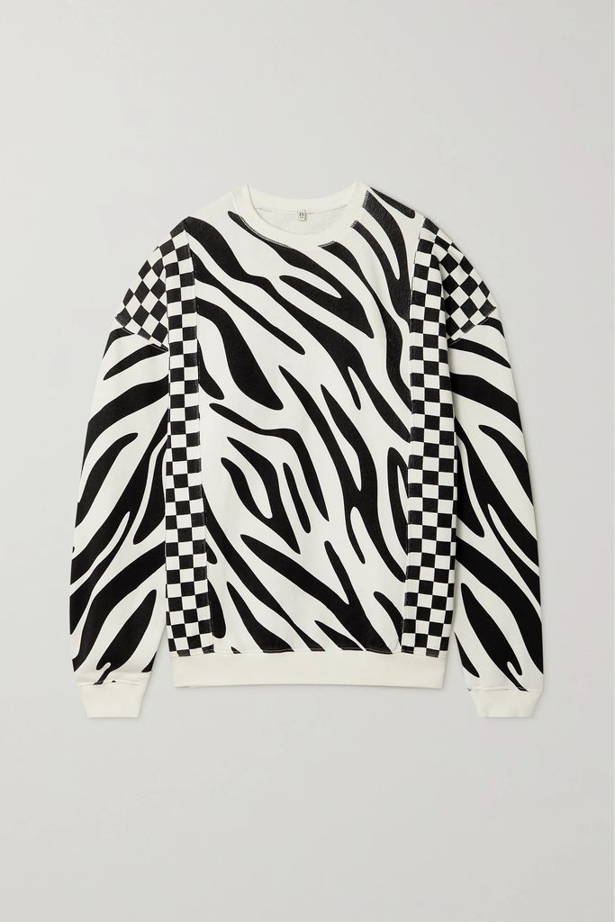 Tibi - Double-breasted Felt Trench Coat - Plum