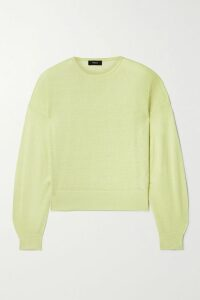 Brunello Cucinelli - Cropped Metallic Cracked-leather Blazer - IT42