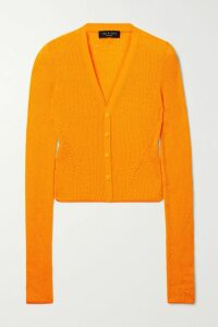 Isabel Marant - Deagan Double-breasted Checked Cotton-blend Blazer - Dark gray