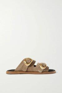 Off-White - Jacquard-knit Top - Black